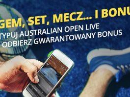Bonus na tenis w Fortunie!