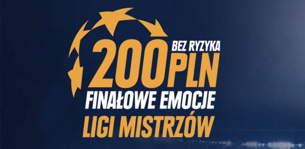 Zakład Bez Ryzyka w STS. 200 PLN dla nowych graczy!