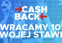 Siatkarski cashback 500 zł w Betclic Polska!
