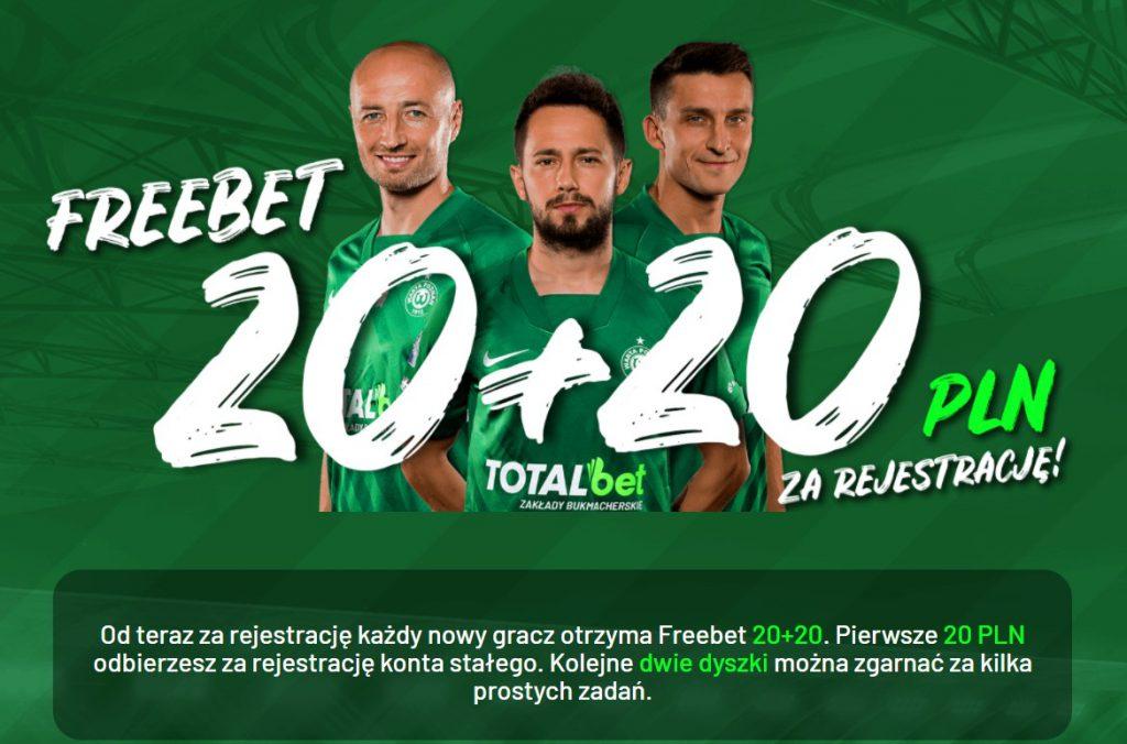 Totalbet freebety
