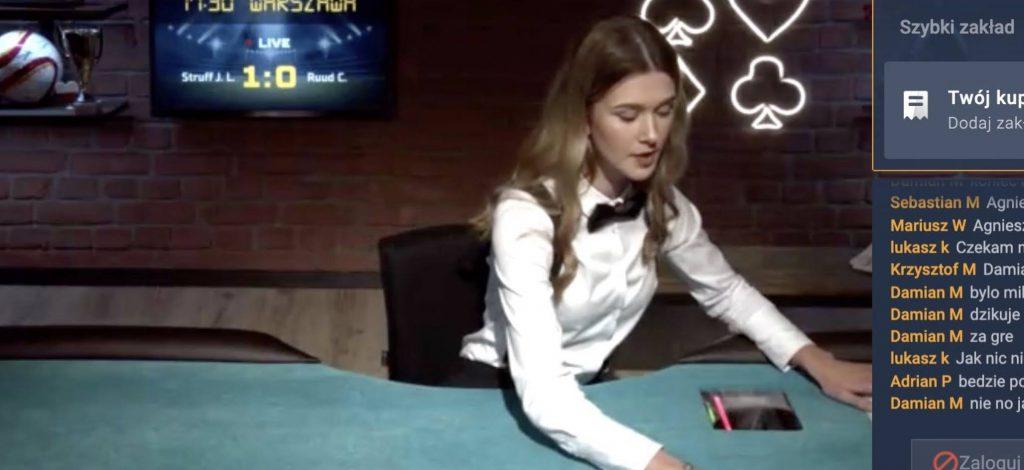 Legalny polski poker online w STS